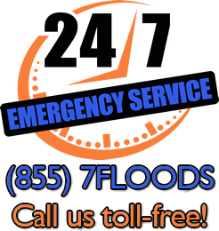 Click to Call (855) 7FLOODS
