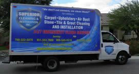 Cleaning Services in Southern California