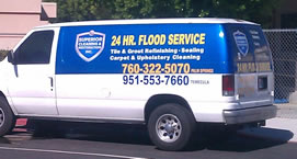 water cleanup Murrieta ca