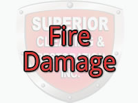 Fire Damage Restoration in San Diego, Temecula, Ontario, Palm Springs, CA