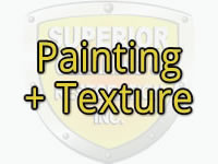 Painting + Texture in San Diego, Temecula, Ontario, Palm Springs, CA