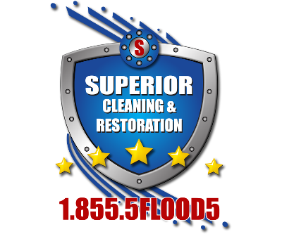 Superior Cleaning & Restoration Logo
