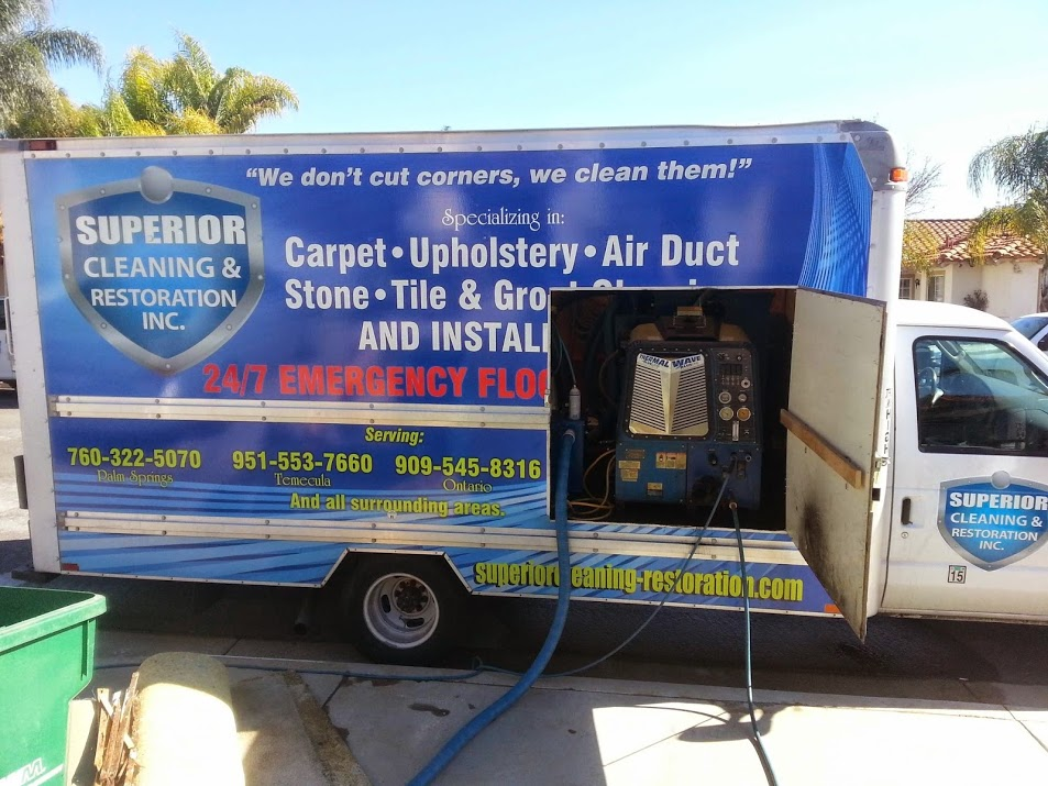 water damage Murrieta ca